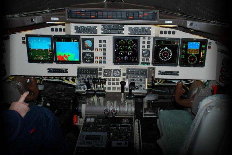 Glass Cockpit Upgrade Atp