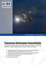 Heli Searchlight -
