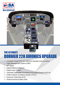 EFIS - Dornier 228 Upgrade -