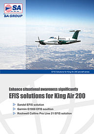 EFIS King Air -