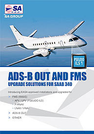 ADS-B Out and FMS -